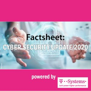 Factsheet - CyberSecurity