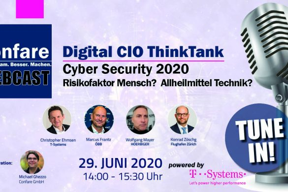 Webcast CIO ThinkTank