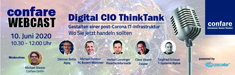 Post-Corona IT-Infrastruktur