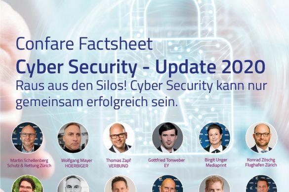 Raus aus den Silos! Cyber Security kann nur gemeinsam erfolgreich sein.