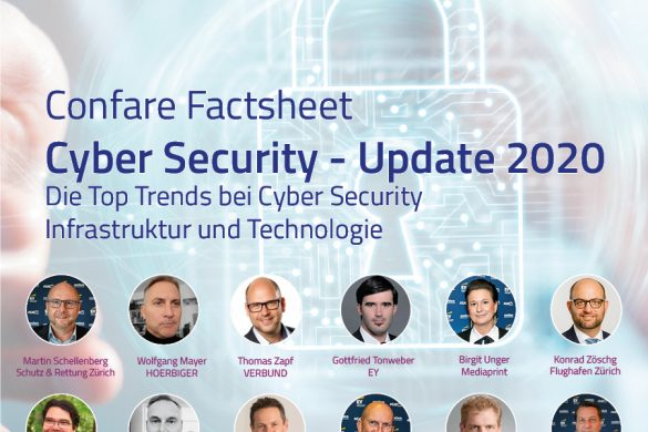 Die Top Trends bei Cyber Security Infrastruktur und Technologie