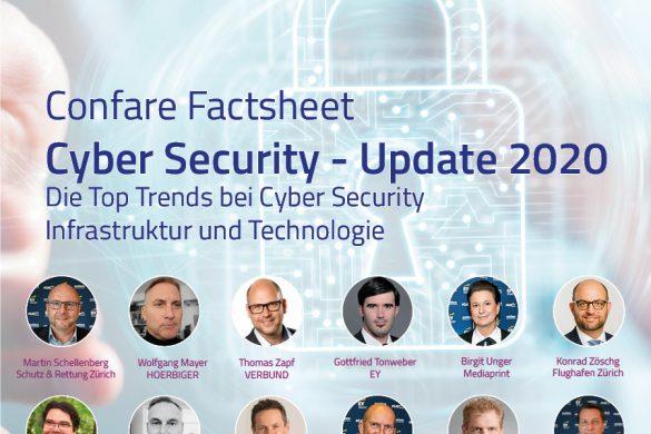 Die Top Trends bei Cyber Security Infrastruktur und Technologie