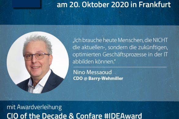 Software Transformation: Nino Messaoud