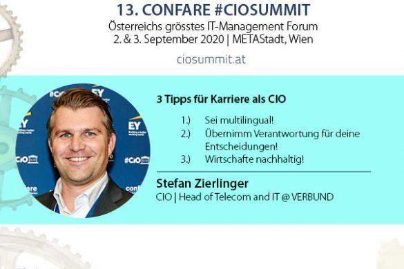 Verbund CIO Stefan Zierlinger