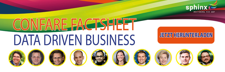 Confare Factsheet Data Driven Business