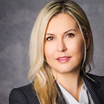 Elma Celik, Regional Sales Director DACH bei Skybox Security