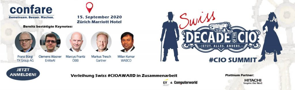 Swiss CIO SUMMIT