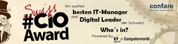 Swiss CIO Award