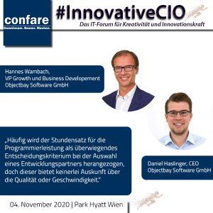 Softwareentwicklung: Hannes Wambach / Daniel Haslinger