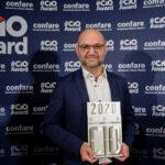 Swiss #CIOSUMMIT - Konrad Zöschg, Swiss CIOAward Gewinner 2020