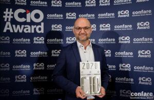 Konrad Zöschg, Swiss CIOAward Gewinner 2020