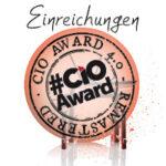 #CIOAward 2021 - Einreichen