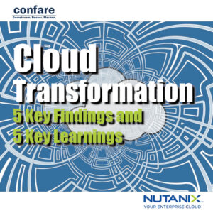 Cloud Transformation by Nutanix