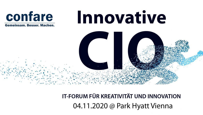 Innovative CIO 2020