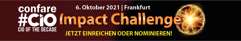 CIO of The Decade Impact Challenge