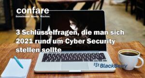 "APTs, Personal und ""work anywhere Blackberry"