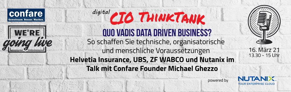 Confare CIO ThinkTank