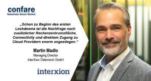 InterXion: Das Rechenzentrum ist die Basis für jede Digitalisierung