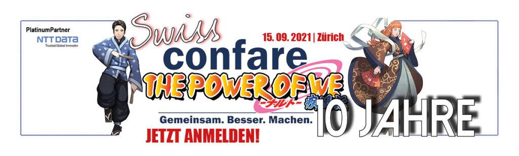 Swiss #CIOSUMMIT - Anmeldebutton
