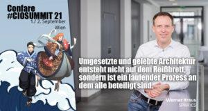 Confare - Werner Kraus - SPAR ICS