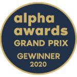 Alpha Awards Gewinner 2020