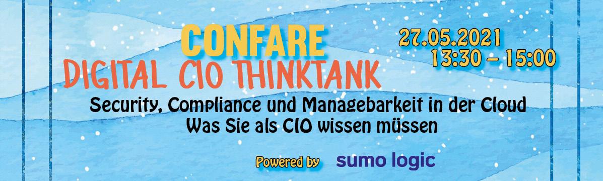 Sumo Logic Digital CIO ThinkTank