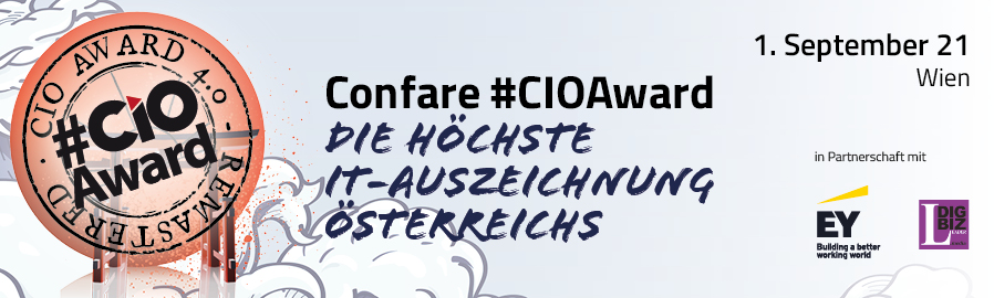 Confare CIOAward September 2021