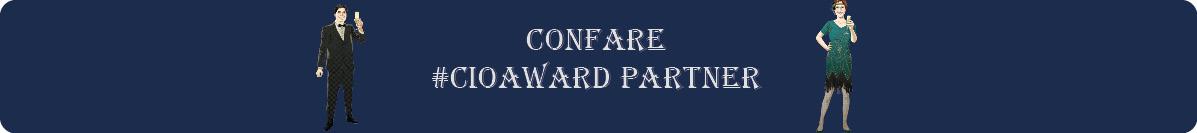 Confare #CIOAward Partner