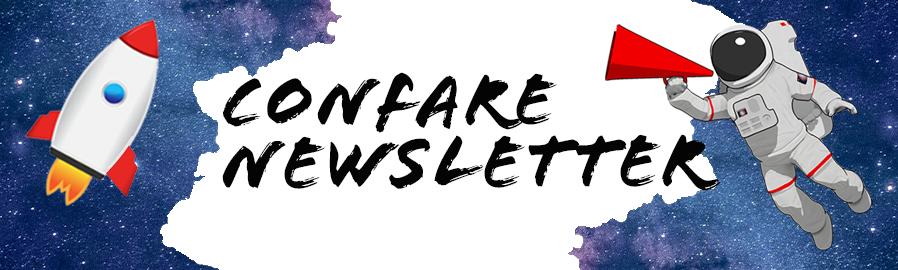 Confare Newsletter Banner