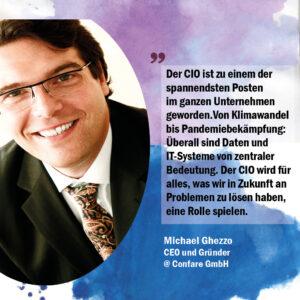 Michael Ghezzo, Statement, Wiener Zeitung