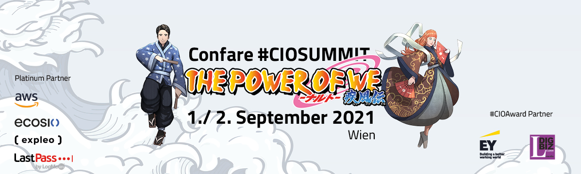 Confare #CIOSUMMIT Wien 2021