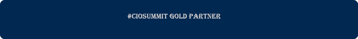 #CIOSUMMIT Gold Partner2