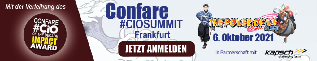 Confare CIOSUMMIT Frankfurt