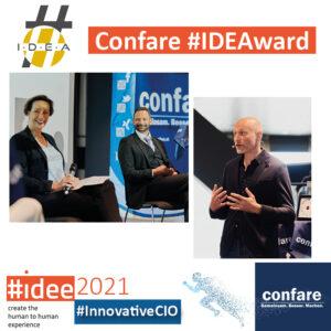 #IDEE2021 - Digitale Transformation