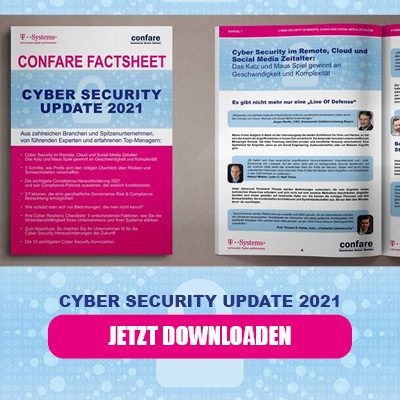 Factsheet Download - Cyber Security Update 2021