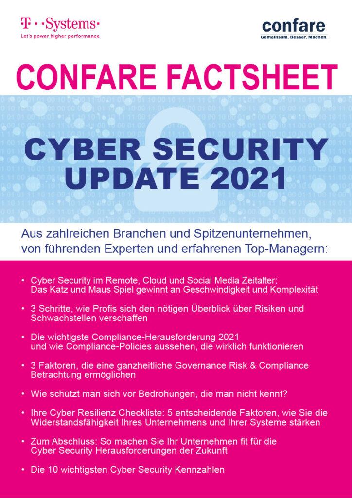Factsheet Cyber Security Update 2021