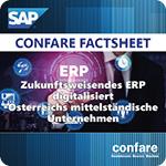 SAP Factsheet - zukunftweisendes ERP digitalisiert mittelständische Unternehmen