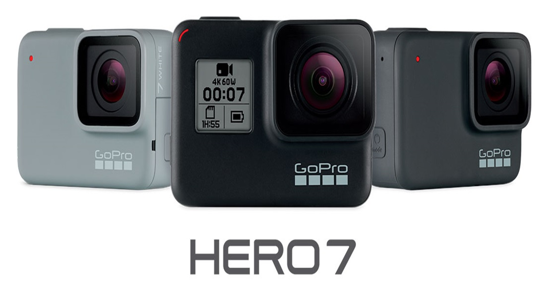 Go Pro Hero 7 Actionkamera