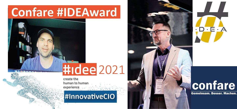 #IDEE2021 Blog
