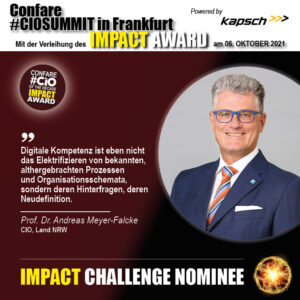 Impact Challenge Nominee Andreas Meyer-Falcke