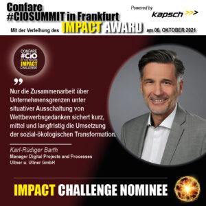 Impact Challenge Nominee Karl-Rüdiger Barth Meme