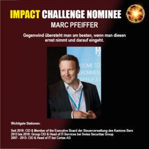 Impact Challenge Nominee - Marc Pfeiffer Blogmemes2