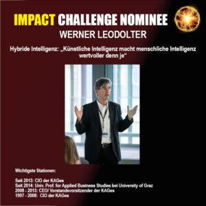 Impact Challenge Nominee Werner Leodolter2