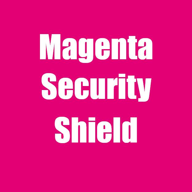 Magenta Security Shield