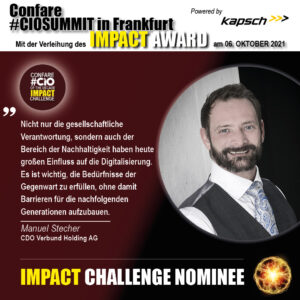 Manuel Stecher Nominierter Impact Challenge Meme