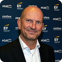 Marcus Frantz, CIO at ÖBB Konzern
