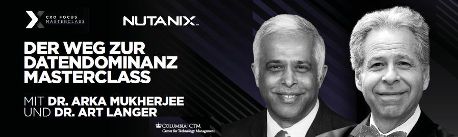 Nutanix Masterclass: DER WEG ZUR DATENDOMINANZ