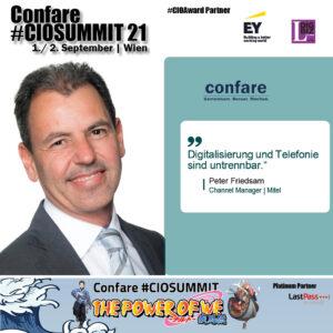 Peter Friedsam, Mitel - Unified Communication