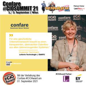 Susanne Tischmann, CIO ÖAMTC