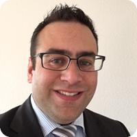 Micha Begert, Head IT Service Management, Vontobel